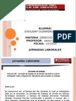 Presentacion Jornadas Laborales