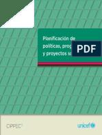 M DL, Planificación de Políticas, Programas y Proyectos, Fernández Arroyo y Schejtman, 2012