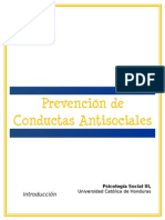 Conducta Antisocial