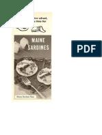 Maine Sardines