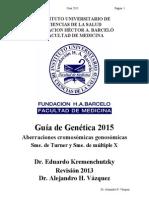 aberracion cromosomicas (genetica)