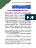 Guion Curso APLICACIÓN DE HERRAMIENTAS BIOINFORMÁTICAS EN EL ESTUDIO DE LAS ENFERMEDADES GENÉTICAS HUMANAS