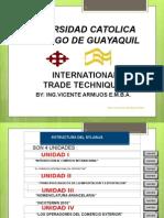 International Trade Techniques