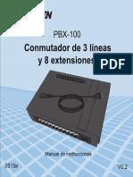 PBX-100ll