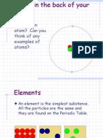 revision of unit presentation