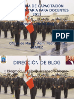 Actividad 1.3 - Direccion de Blog