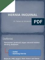 Hernia Inginalis lateralis