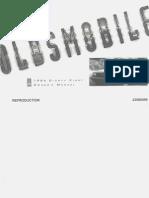 1994 Oldsmobile Eighty Eight Owners