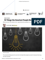 10 Things the Smartest People Never Do.pdf