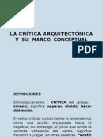 Lacrítica arquitectónica y su marco conceptual.pptx