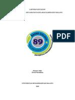 Contoh Format LPJ Mingguan 1 Divisi Pendidikan DYAH