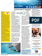 Business Events News for Mon 17 Aug 2015 - DMS, Mackay, Singapore, Christmas venues and more