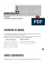 3 - Sesion3 Matrices