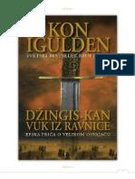 Conn Iggulden - Gingis Kan 1 - Vuk Iz Ravnice