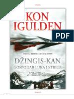Conn Iggulden - Gingis Kan 2 - Gospodar Luka i Strele