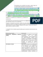 Técnicas de caracterización de proteínas