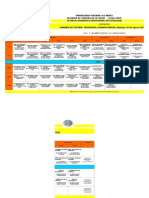 Horarios de Psicologia 2015-1 II Módulo-domingo 16 de Agosto