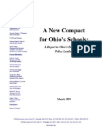 A New Compact for Ohio's Schools