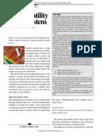 Volatility Stop System