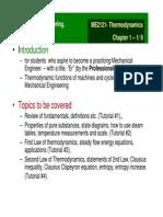 ME2121 - ME2121E Slides Chapter 1 (2014)