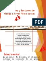 Indicadores y Factores de Riesgo a Nivel Psicocc