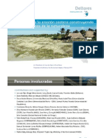 Coastal Erosion Colombia Quickscan Building-with-Nature Solutions PRESENT Bogota 4feb13