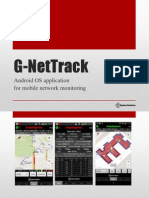 G-NetTrack Presentation