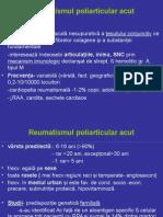 Reumatismul Poliarticular Acut