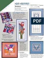Heartland House Designs Cross Stitch and Needlepoint Catalog
