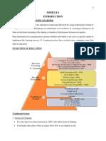 E-learning MODULE 1 (Complete)
