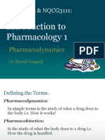 pharmacodynamics(3)