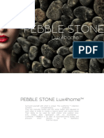Lux4home™ Pebble Stone Collection