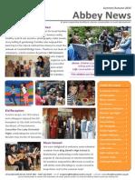 Newsletter 2015 (Summer/Autumn)