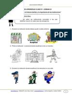 Guia de Aprendizaje Historia 1basico Semana 20 2014