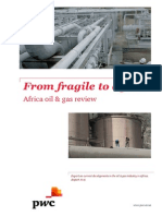 PWC Oil and Gas Review 2015