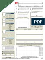 Scheda PG 5e Due Facciate v1.01 COMPILABILE