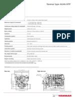 4LHA-STP Engine Manual