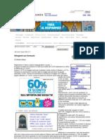 Yahoo Finanza 5 Agosto 2009 - Sillogismi Sui Consumi