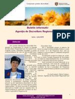 Buletin iformativ al Agenției de Dezvoltare Regională Sud
