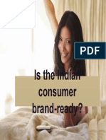 Is the Indian Consumer Brand Ready