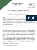 Pilot–pivotal trials for average bioequivalence