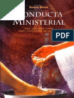 Conducta Ministerial - Rogelio Nonini