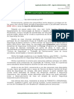 2014 - Legislação Relativa à PRF – Agente Administrativo