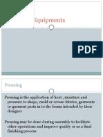 Pressing Equipments