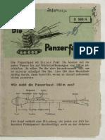 D.560/4 Pzf - 100 m Die Panzerfaust