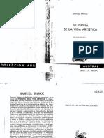 [Libro] Filosofia De La Vida Artistica.pdf