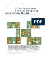 Fifteen Card Tarot Spread