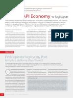 czas na ap i economy w logistyce