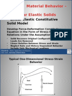 slides Chapter 4 Material Behavior-Linear Elastic Solids