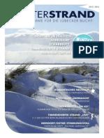 Winterstrand-Magazin 2015-16 der Lübecker Bucht